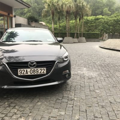 4 seats car da nang hoi an hue taxi