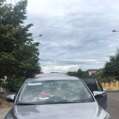 da nang hoi an taxi 7 seats car