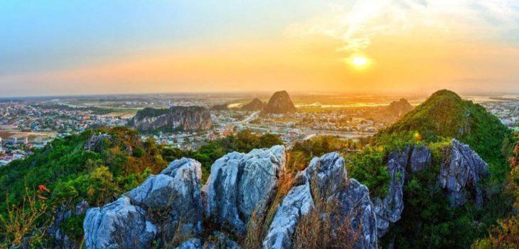 marble mountain da nang hoi an private car 730x350 - TRANSFER TO MARBLE MOUNTAINS