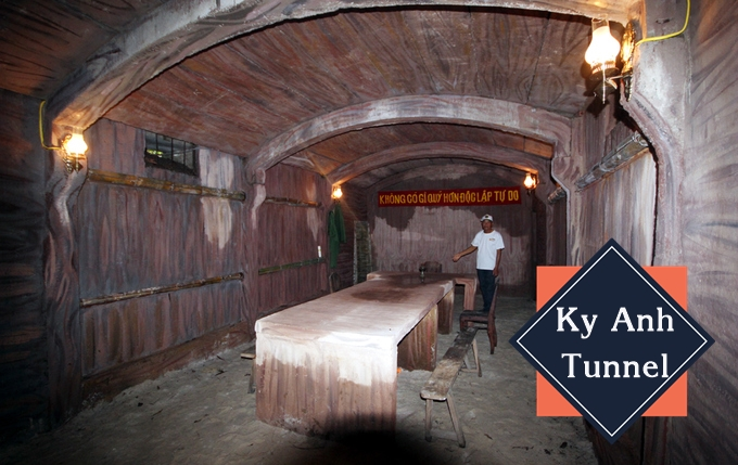 ky anh tunnel