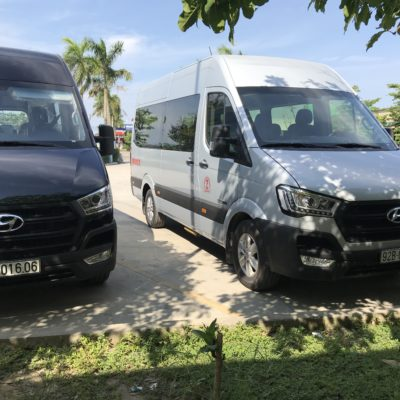 Luxury car Da Nang transfer