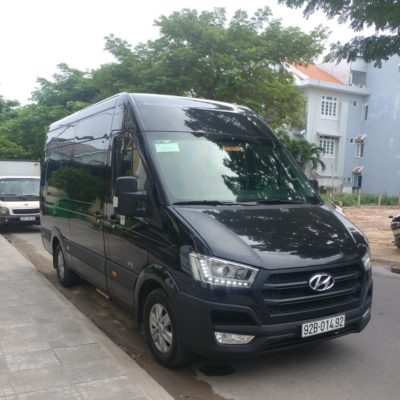 Hoi An vip luxury van