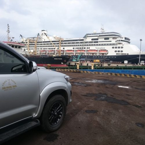 tien sa port private car 500x500 - TRANSFER FROM TIEN SA PORT
