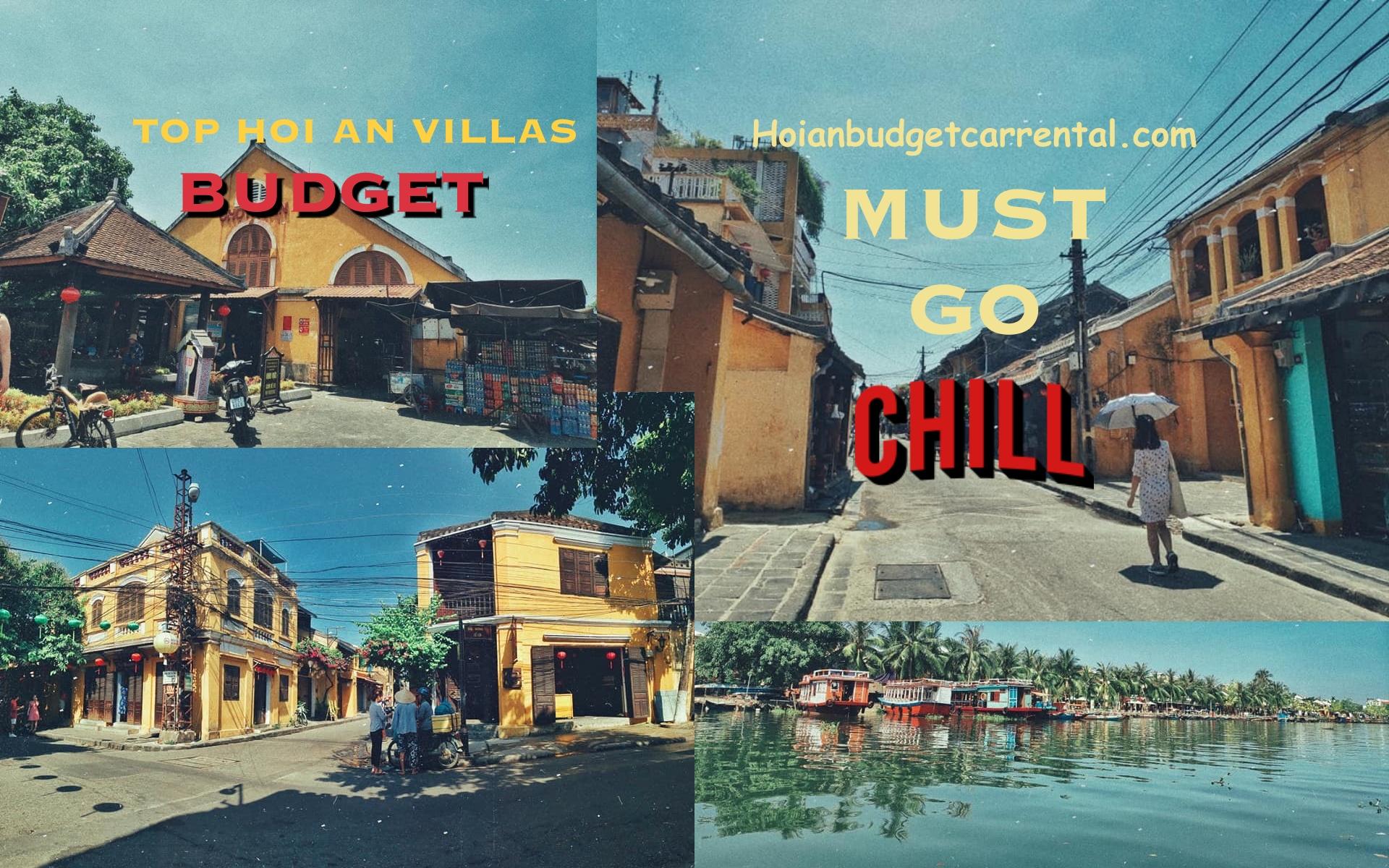 budget hoi an homestay
